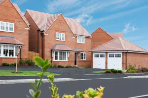 Demand for housing met by Northamptonshire housebuilder