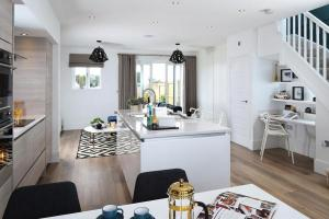 How home conveys lifestyle emerging at Ebbsfleet Garden City!