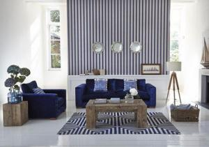 Blue Hues, The Perfect Choice For A New Home