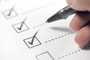Our Useful Property Viewing Checklist