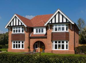 Redrow Homes in Evesham