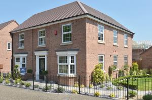 Inspirational show home unveiled at Sparken Hill Gardens