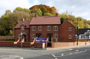 Foundry Mews in Ironbridge- Open Day