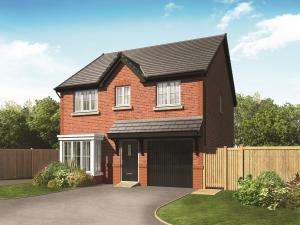 New Homes at Valley View in Rochdale, Lancashire