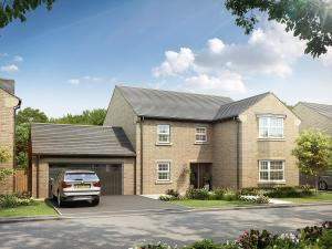 New Homes at Vicarage Meadows in Holmfirth, West Yorkshire