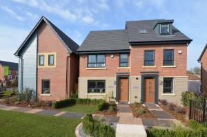 Showhome Offers Fantastic Family Living at Woodhouse Park