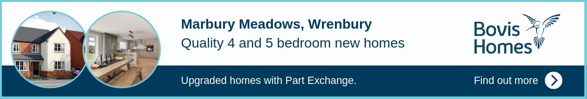 Marbury Meadows in Wrenbury Cheshire | New Homes for Sale